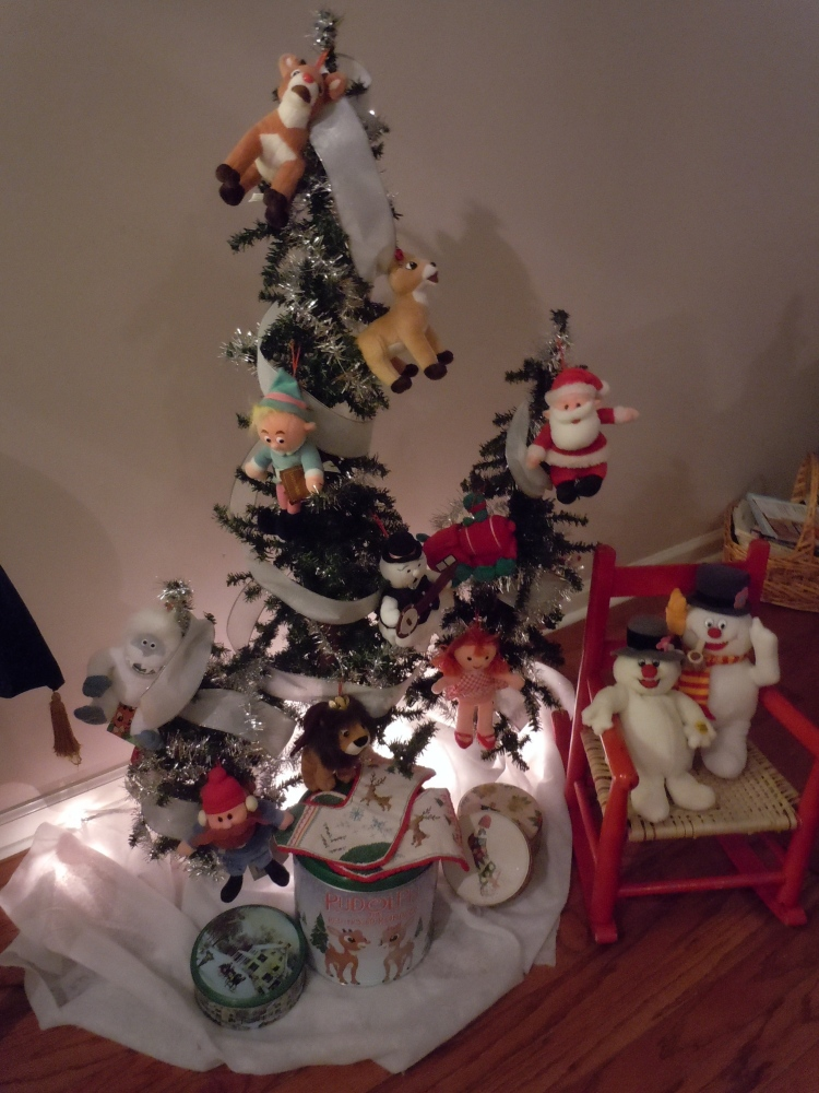 DIY today--Christmas time is here (2/6)