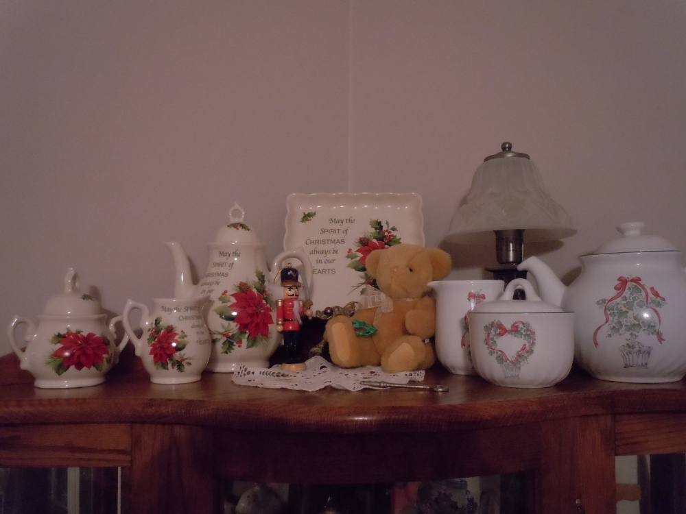 DIY today--Christmas time is here (3/6)