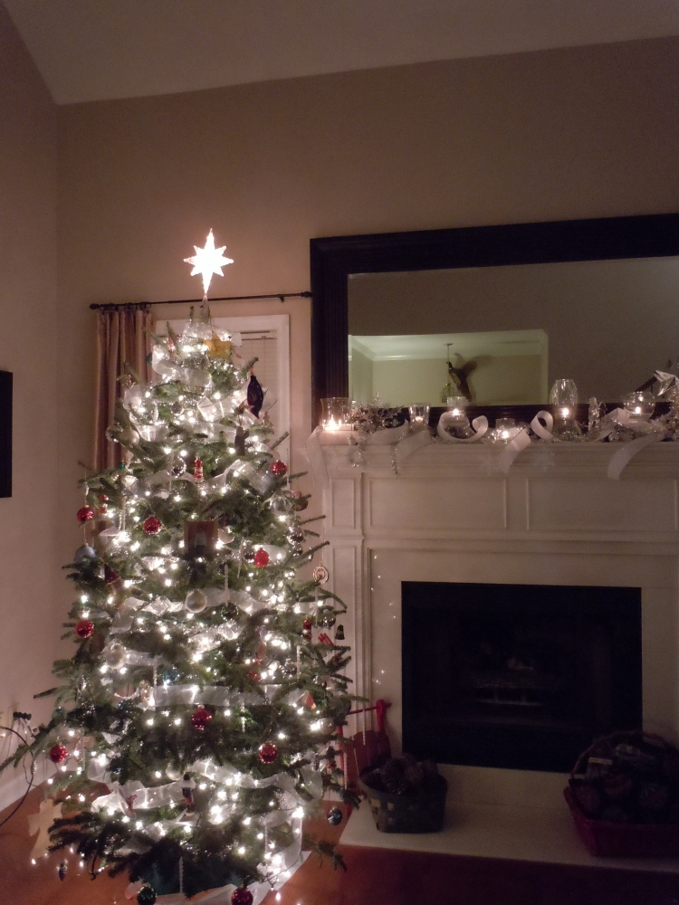 DIY today--Christmas time is here (6/6)